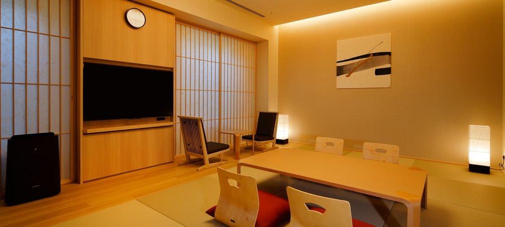 ホテルモントレ姫路:和室