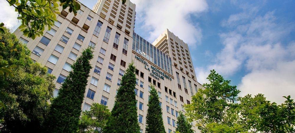 ホテルモントレ ラ・スール大阪:外観イメージ