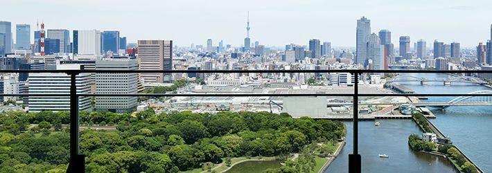 新しい東京が見つかる水辺のリゾート メズム東京、オートグラフ コレクション(竹芝・浜松町)