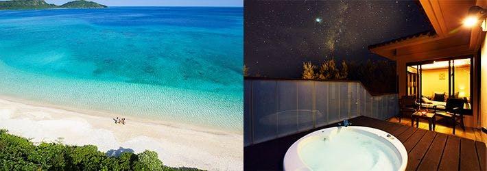 星野リゾートの沖縄2館から夏のスペシャルオファー