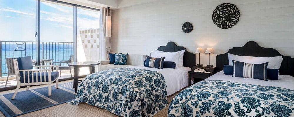 札幌から沖縄まで全国10都市9エリアに21ホテル。贅沢な時間をお過ごしください/ホテルモントレ沖縄 スパ&リゾート