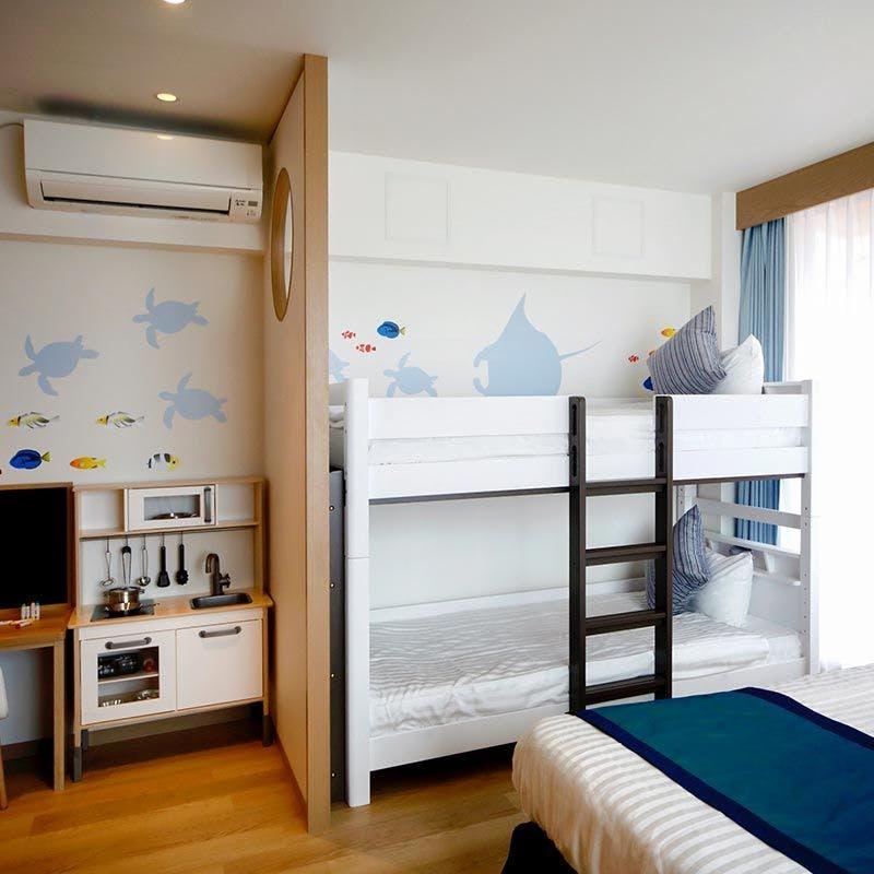 ホテルブリーズベイマリーナ 客室一例