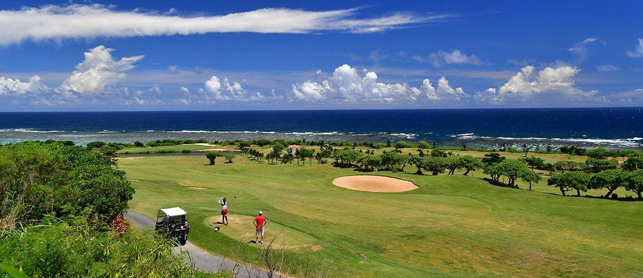 南西楽園リゾート ゴルフイメージ