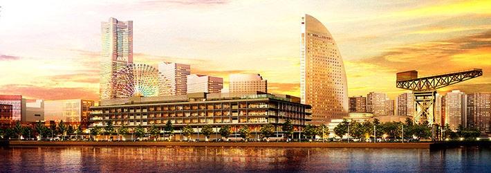 10月31日開業 海を間近に感じるくつろぎの新しい滞在型リゾート インターコンチネンタル横浜Pier 8