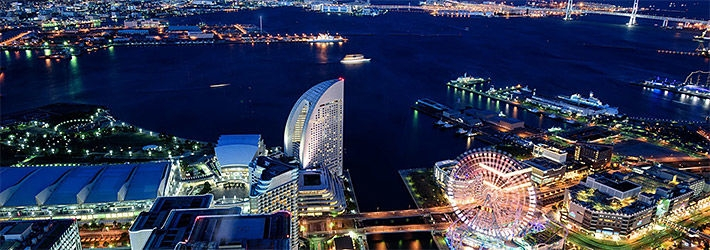 横浜・神戸の人気ホテル 港町特集
