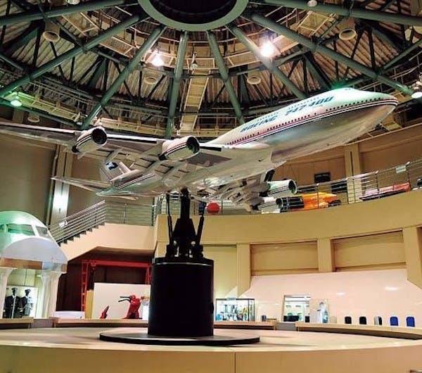 博物館 航空 科学