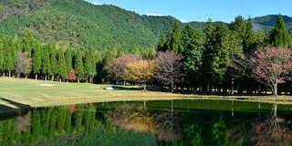 ゴルフコース一例