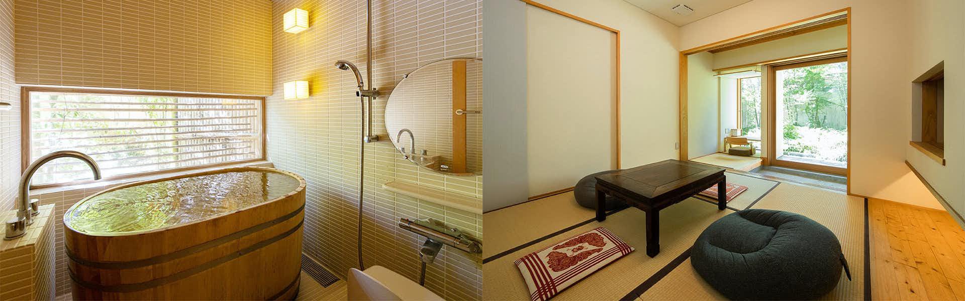 浴室・和室