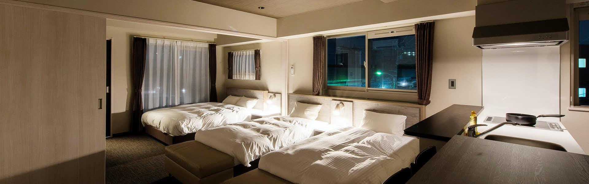 寝室一例1