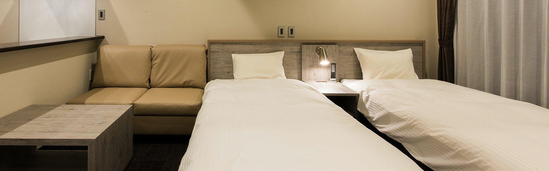 寝室一例3