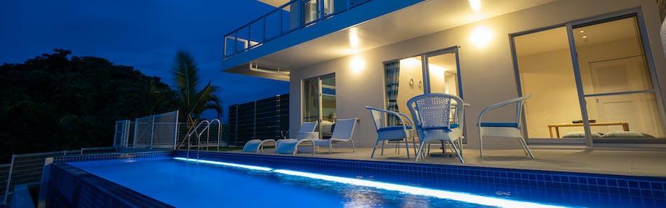 Private Villa Lamer Kouri