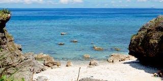 自然のまま手つかずのシークレットビーチ