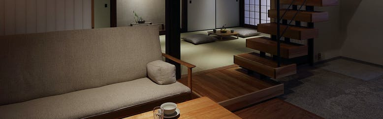 滔々 toutou Kurashiki gallery and stay