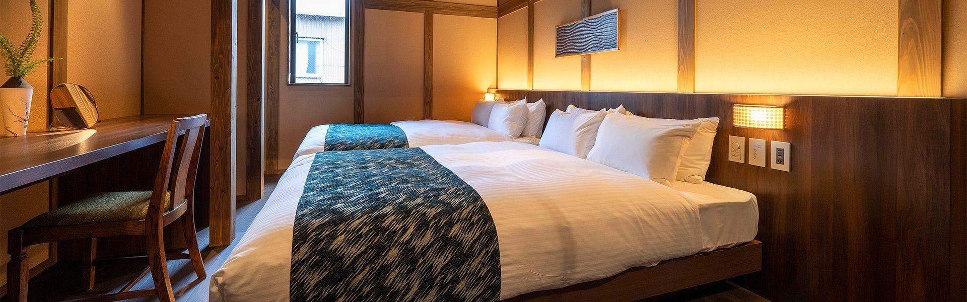 記念日におすすめのホテル・【町家レジデンスイン かがび】 の空室状況を確認するの写真3
