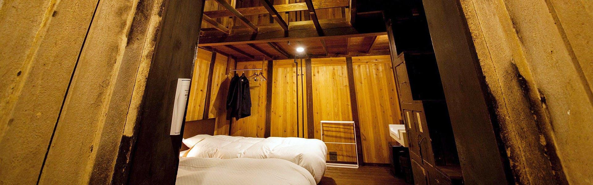 正垣家 寝室