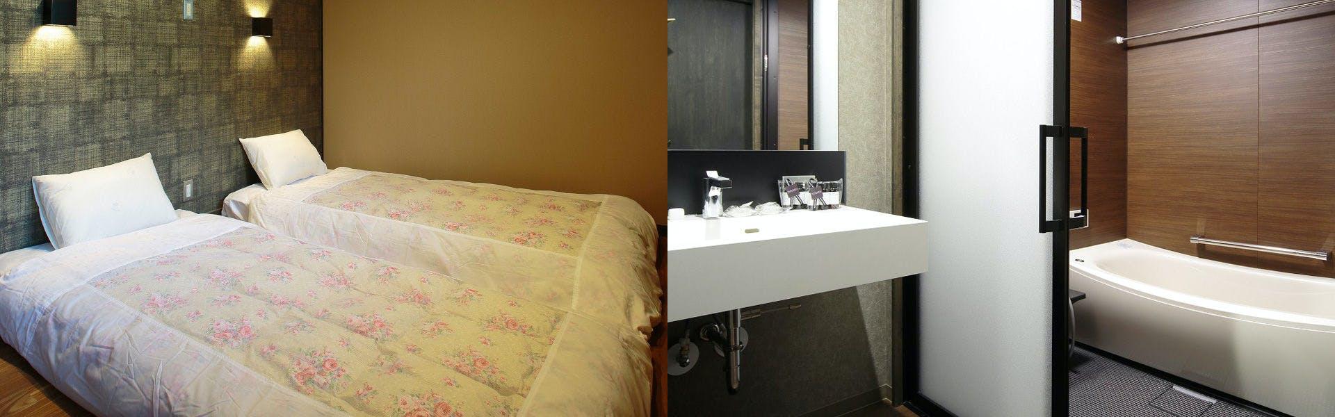 寝室・浴室