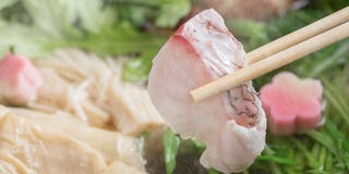 桜鯛しゃぶ