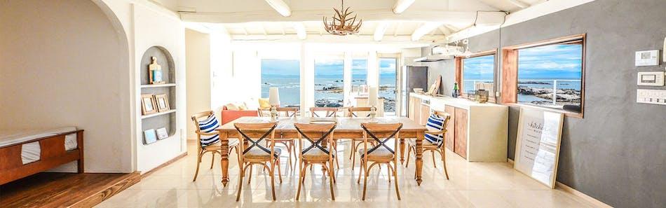 THE HOUSE Moroiso secret beach