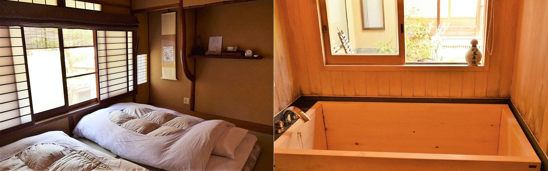 寝室・お風呂