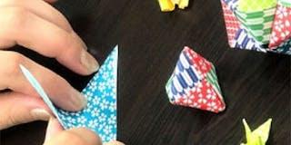 折り紙体験