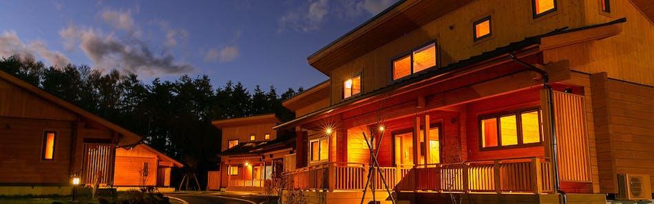 富士山リゾートログハウスふようの宿