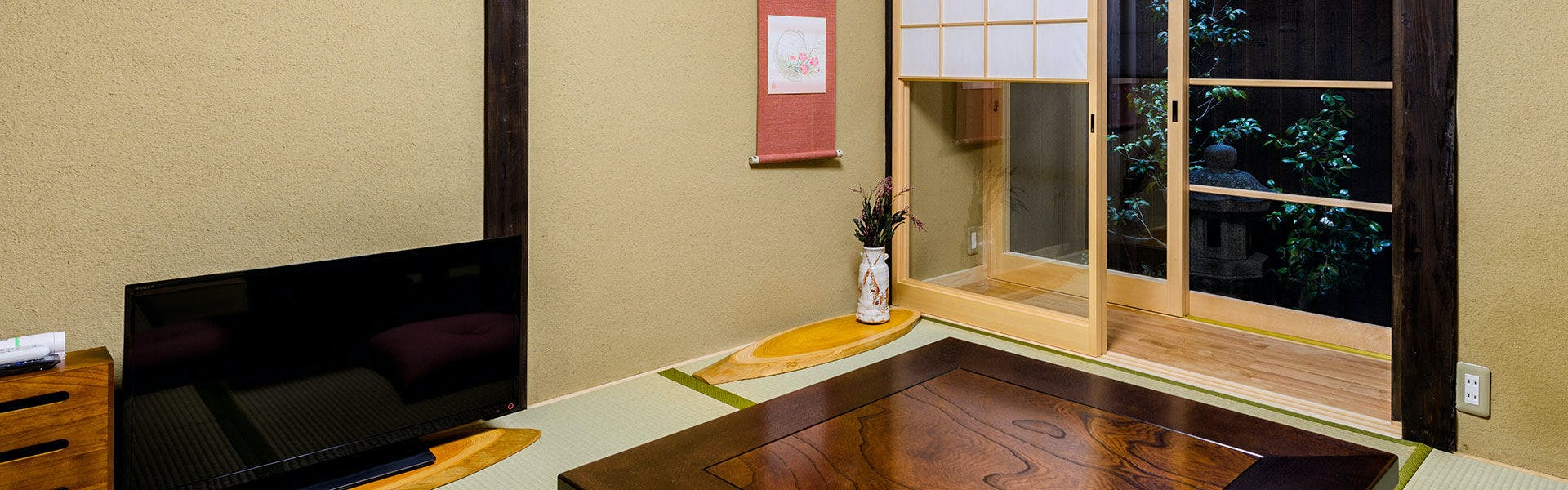 京宿庵 なでしこ白川 客室2