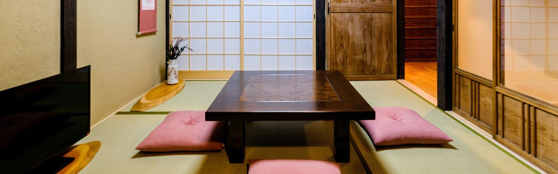 京宿庵 なでしこ白川 客室3