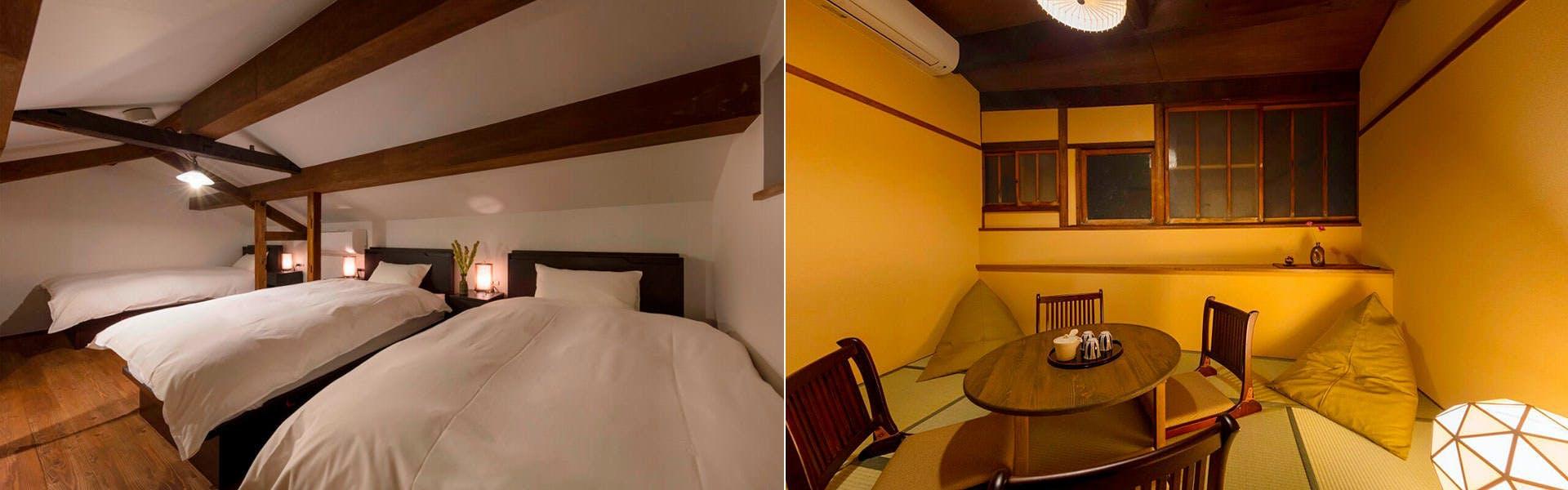 寝室/リビング