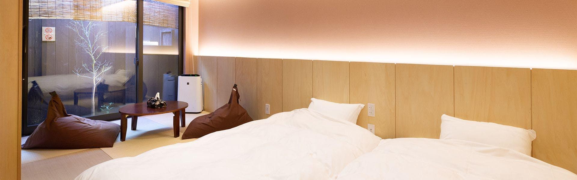 寝室(1階部屋)