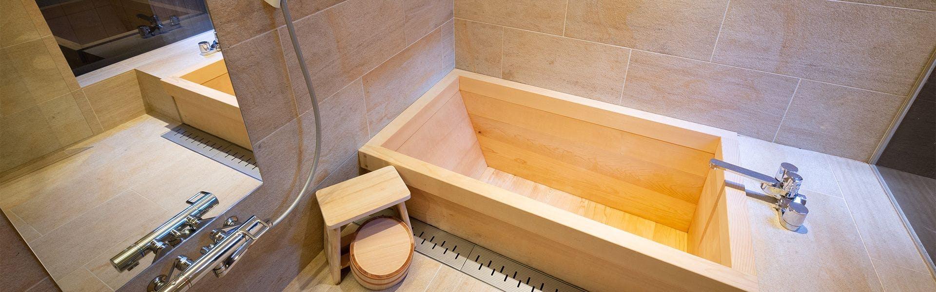 浴室(1階)
