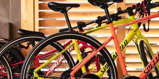 レンタルサイクリング