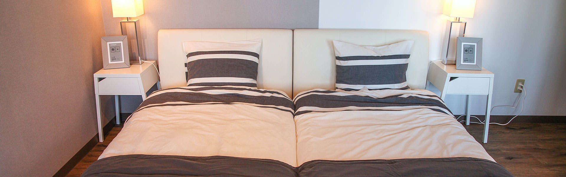Room-3 ベッドルーム