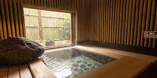 檜風呂(1階)