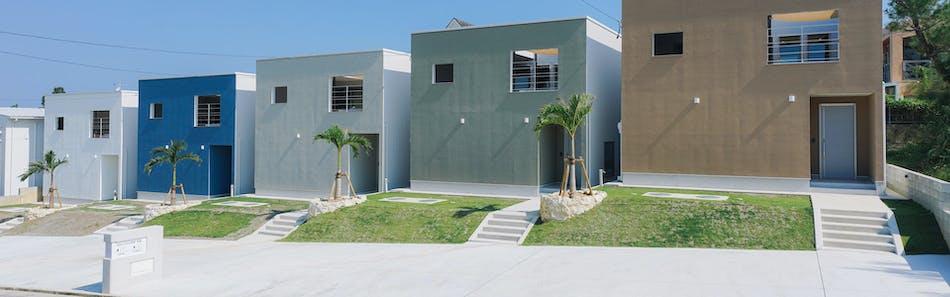 Villa COLORS A