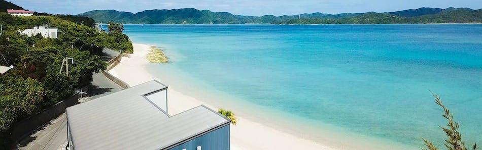 isola villa amami