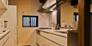 対面式オープンキッチン