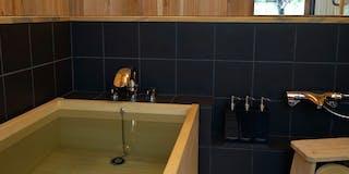 おく材木町 浴室