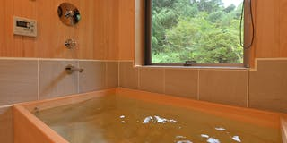 萱-KAYA- 檜のお風呂