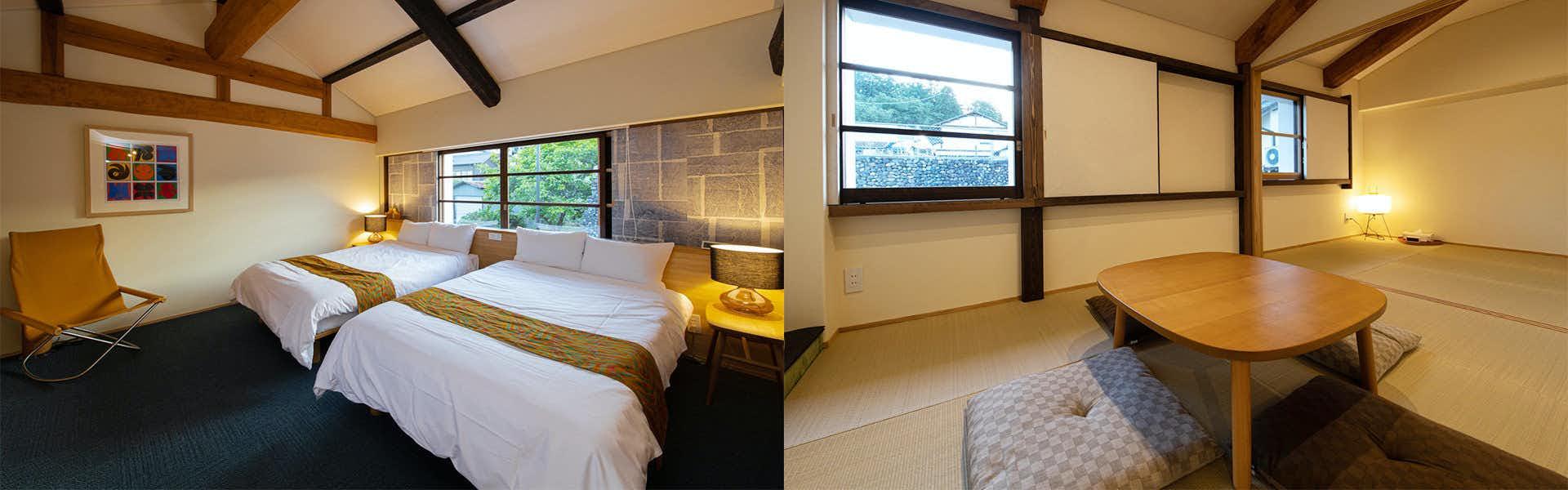 寝室・和室