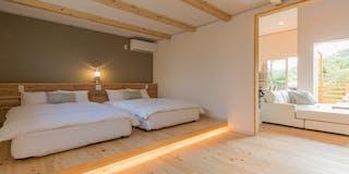 寝室2部屋