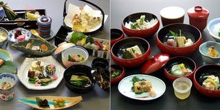京懐石料理/精進鉄鉢料理