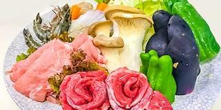 もり肉(バーベキュー/しゃぶしゃぶ)